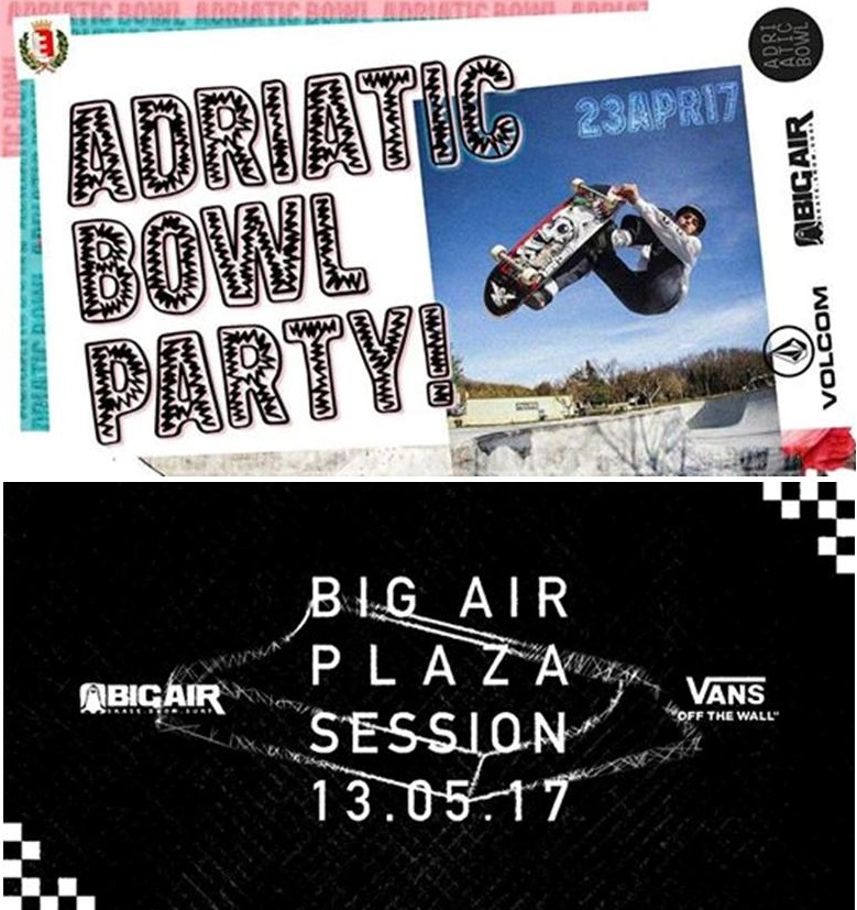 Eventi del Big Air Lab