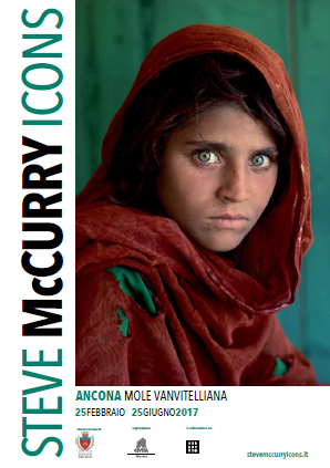 Steve Mc Curry Icons alla Mole Vanvitelliana