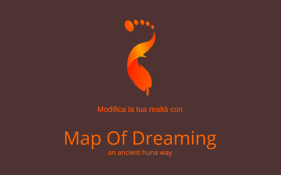 Map of dreaming