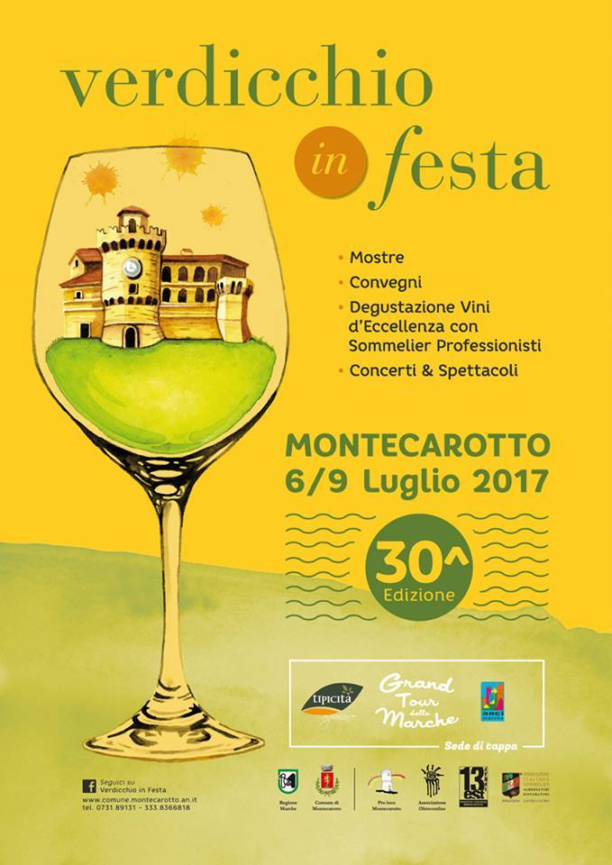 Verdicchio in Festa 2017 a Montecarotto